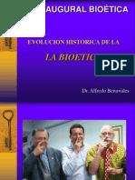 Bases Historicas de La Bioetica