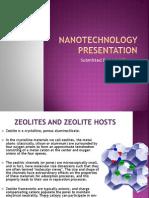 Zeolites and Hosts