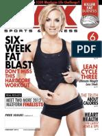 FEBRUARY 2014 MAX SPORTS & FITNESS