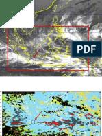 Analisis Pola Awan Yang Mempengaruhi Curah Hujan Tinggi Di DAS CItarum