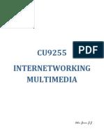 Internetworking Multimedia