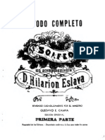 Solfeo-Hilarion-Eslava