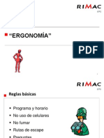 Trabajo Ergonomia