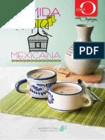 El Recetario Comida Mexicana
