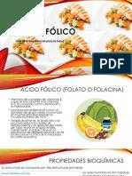 Acido Fólico- seminario