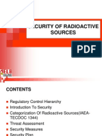 Faeizal- Security of Radioactive Sources
