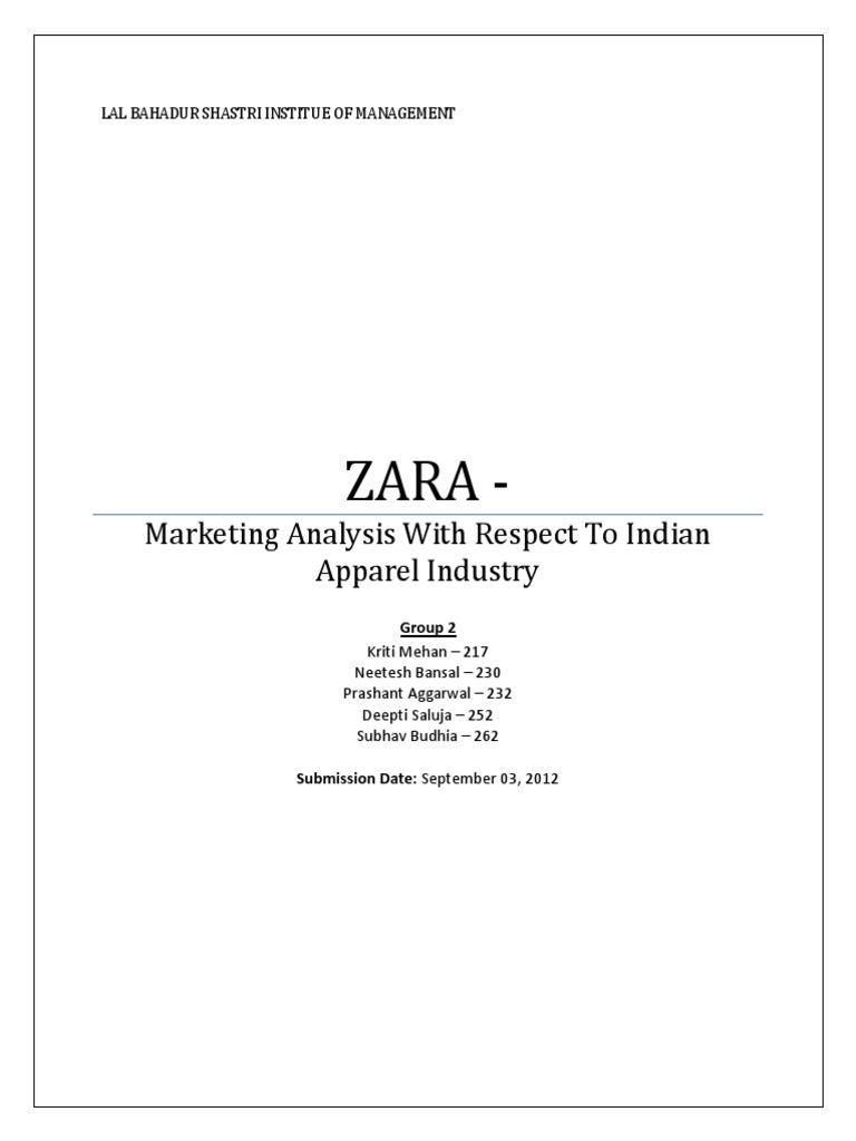 zara threat of new entrants