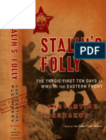 Stalin s Folly-The Tragic First Ten Days of WWII on the Eastern Front - Constantine Pleshakov