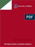 DU Prospectus 2008