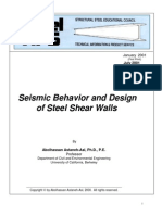 Tips 2001 07 Astaneh Seismic Shear Wall
