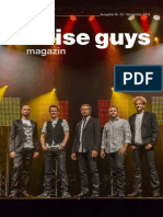 Wise Guys Magazine 2013