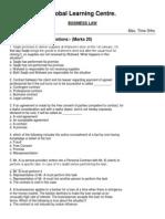 Bus Law Paper