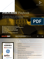 BATCH PROCESS Playbook
