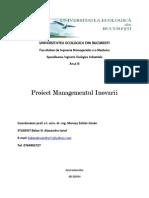 proiect managementul inovarii