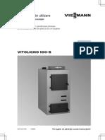 Www.viessmann.ro Content Dam Internet-ro Instructiuni de Utilizare Iu Vitoligno 100-s