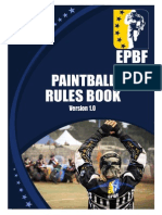 EPBF Rules Book v1-03 Paintball