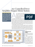 Design Feature_Steppermotor