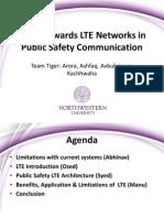 Lt e Enterprise Networks