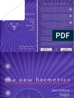 27406570 Jason Augustus Newcomb the New Hermetics 21st Century Magick for Illumination and Power