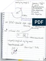 Physics 108 Lecture Notes