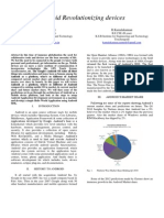 ieee paper based on android applications with its recent technologies