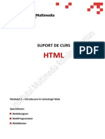 164944848 Suport Curs HTML