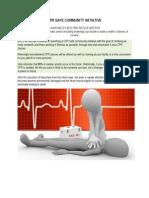 CPR Safe Community Initiative