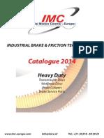 IMC Catalogus 2014