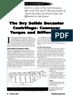 Conveyor Torque&Differential