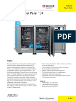 P 003 Wellhead Control Panel 10K