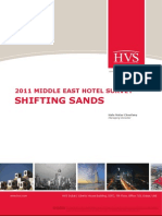 HVS - 2011 Middle East Hotel Survey - Shifting Sands