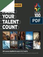 Talent 100 HSC Study Guide