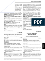 EUROPEAN PHARMACOPOEIA 5ed Sodium Carbonate Monohydrate