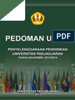Pedoman Akademik Unpad 2013/2014