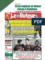 LE BUTEUR PDF du 30/09/2009