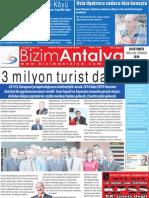 Bizim Antalya Gazetesi Sayı #4 Yıl #1