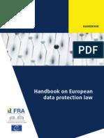 Fra 2014 Handbook Data Protection Law En