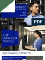 Windows Server 2012 R2 Server Virtualization Technical Overview- Mod 3