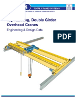 Top Running Double Girder