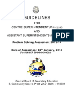 Guidelines for Centre Supdts_psa_2013