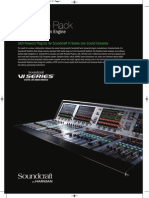 Soundcraft Realtime Rack Brochure