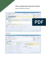 Form Personalization - 2 - Launch URL