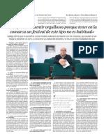 Entrevista Gallego