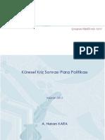kara para politikası 2010
