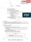 Ss Unit 2 Notes
