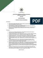Peraturan Pemerintah Nomor 69 Tahun 2001 tentang Kepelabuhanan