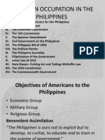 American Occupation in the Philippines