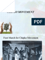 Chipko Movement- Final