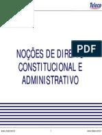 ##Fernanda Taboada - Noções de Direito Constitucional e Administrativo (78 pg)