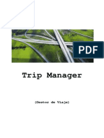 Manual Trip Manager